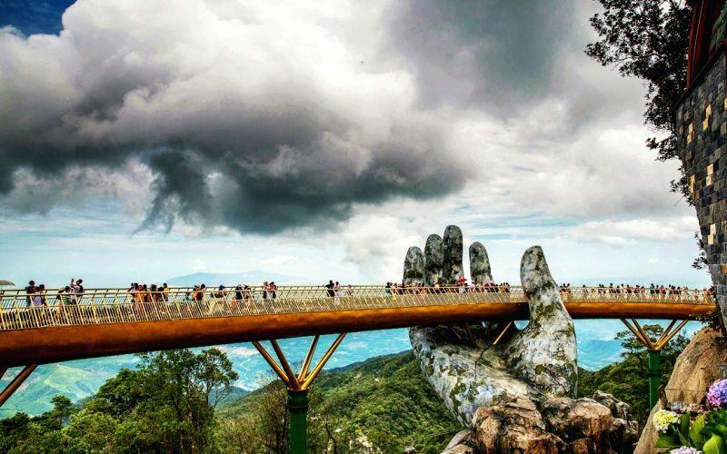 Bonding through Bridges !