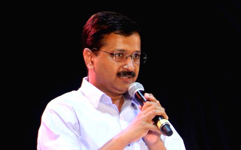Kejriwal wishes Maken speedy recovery