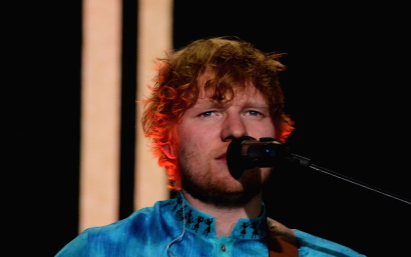 Ed Sheeran has great sense of humour: Himesh Patel