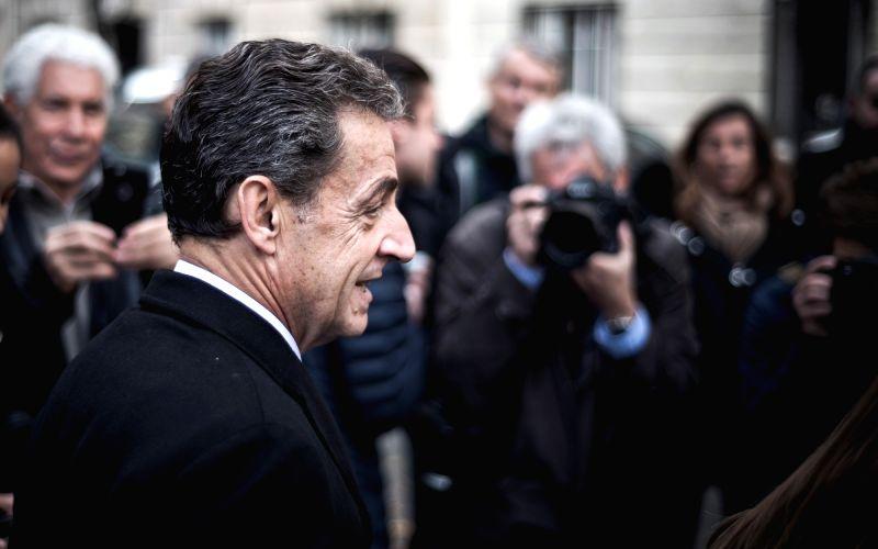 Former French President Nocolas Sarkozy sentenced to jail for corruption