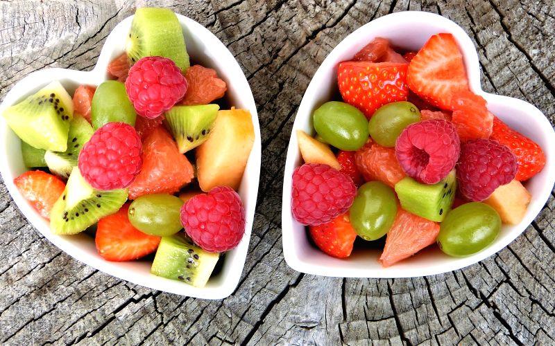 Eat fruit, vegetables for
