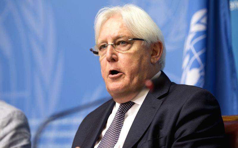 UN envoy in Yemen amid preparation for peace talks