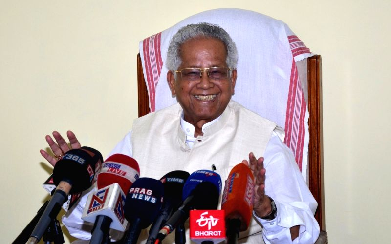 Will be returning to power in Assam in next assembly polls: Tarun Gogoi