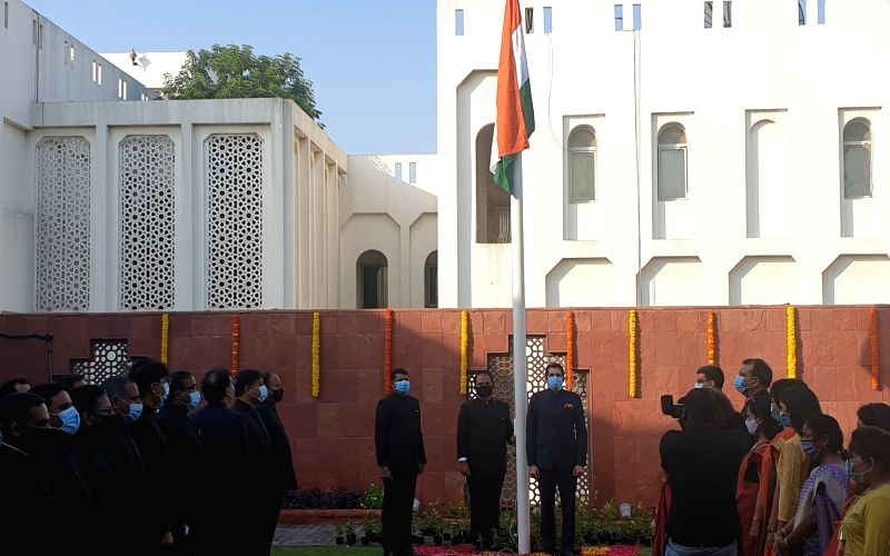 Indians in UAE prep for low key R-Day celebrations