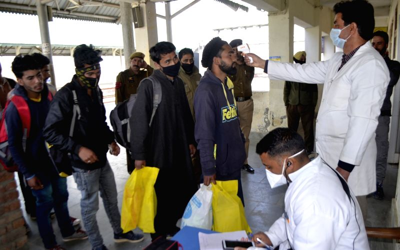 97 new cases, no Covid death in J&K in 24 hrs