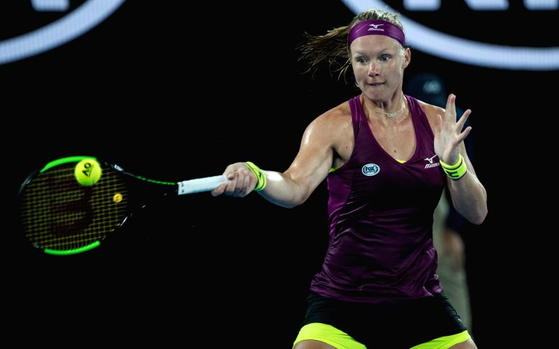 Favourites Bertens, Kontaveit stumble in second round of Australian Open