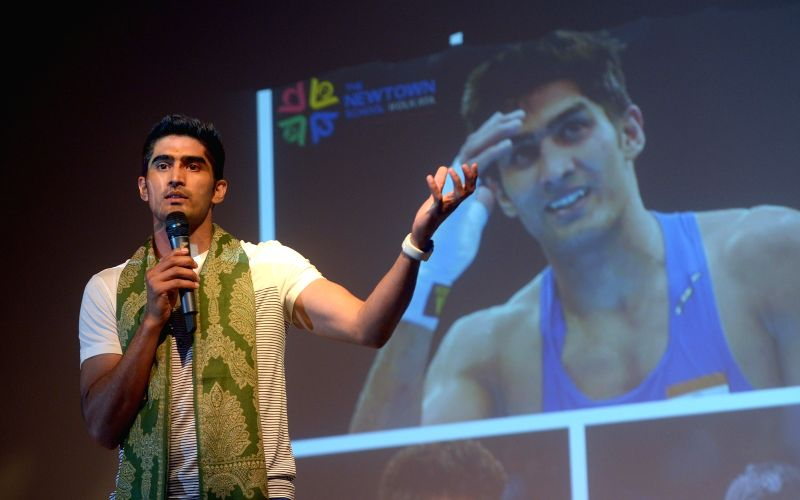 Congress fields boxer Vijender Singh from South Delhi