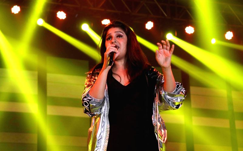 Sunidhi Chauhan on her song 'Maskhari' in 'Dil Bechara'