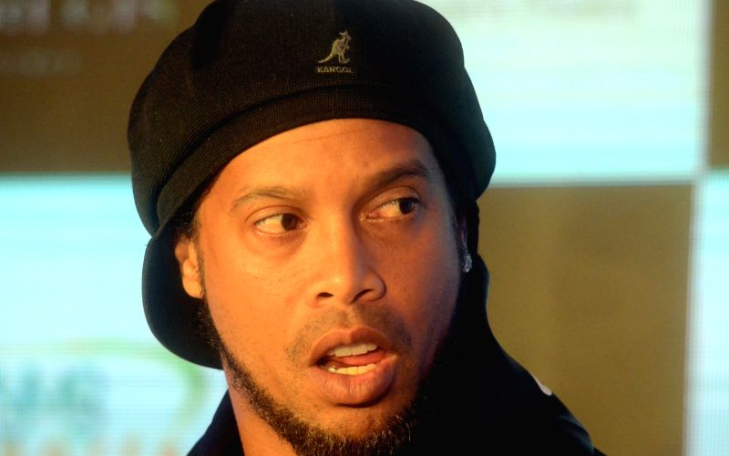 Ronaldinho released from jail, placed under house arrest
