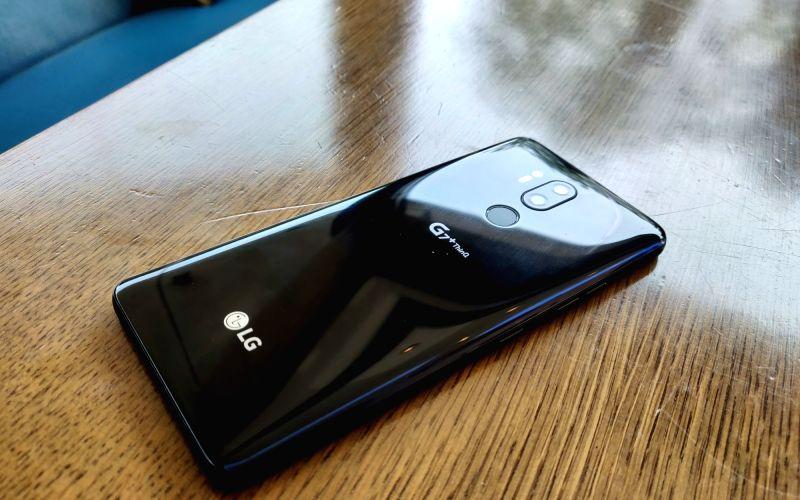LG G7+ ThinQ: Smart device but not flashy