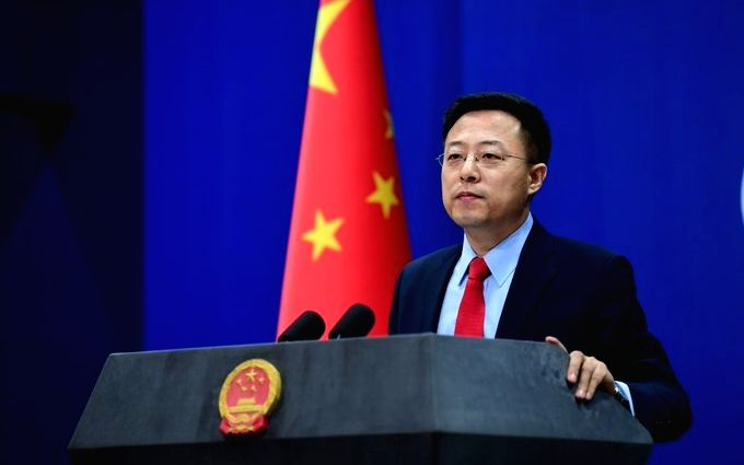 China blasts Trump admin for imposing new sanctions on Chinese firms