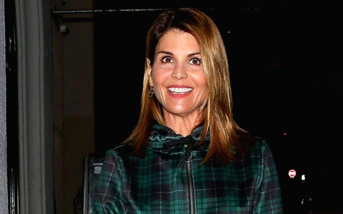 Lori Loughlin's college admissions trial in October