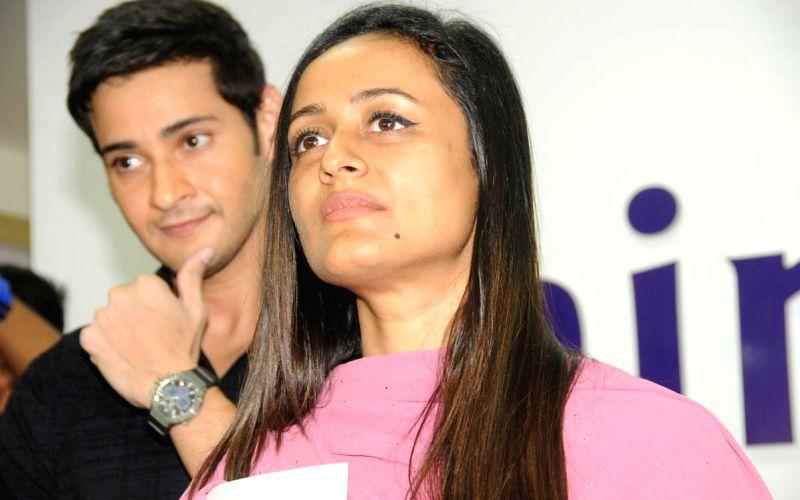 Namrata Shirodkar slams fan over 'depression' comment