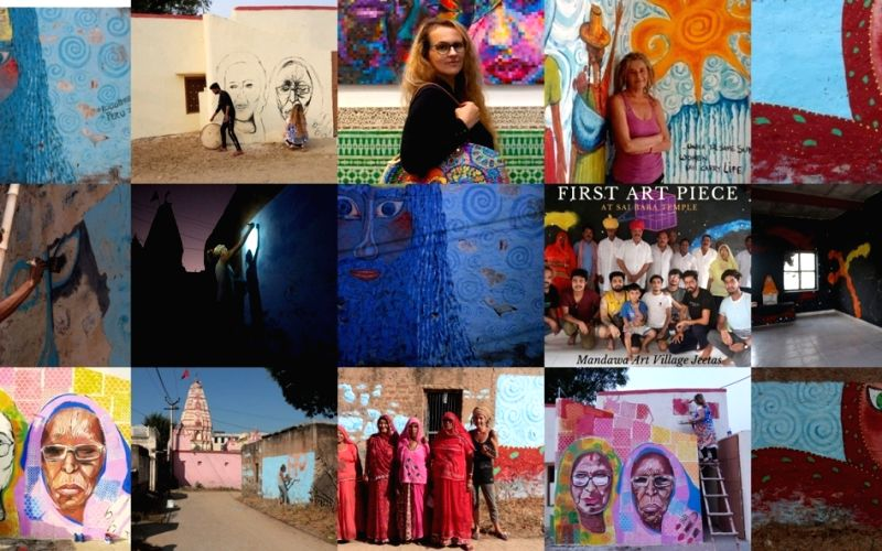 One of world's largest open modern art galleries coming up in Raj