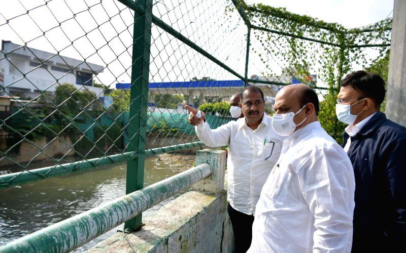 Master plan to streamline Bengaluru's drainage system: Bommai