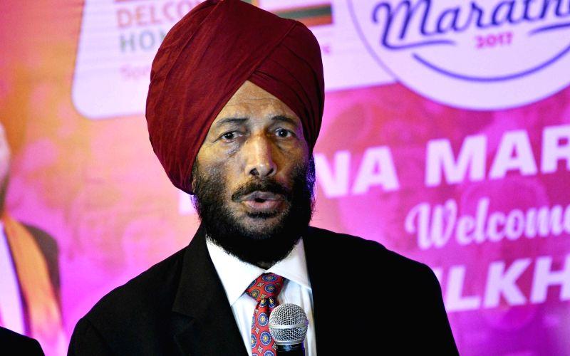Entertainment world mourns the death of legendary sprinter Milkha Singh