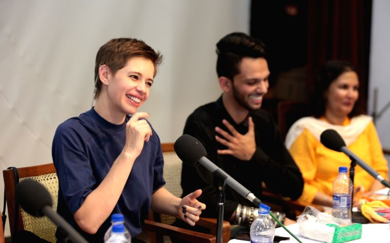 I never consciously try to be shocking, different: Kalki Koechlin