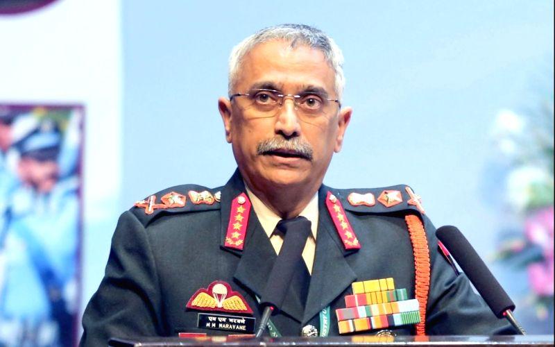 Army chief in Arunachal t