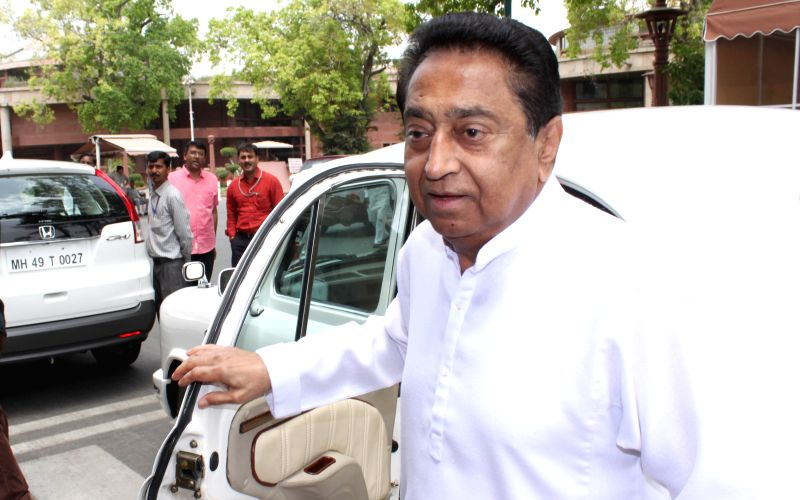 Not hungry to become CM, says Kamal Nath