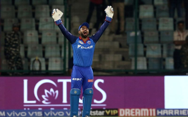 Pant's heroics make Delhi IPL table-toppers