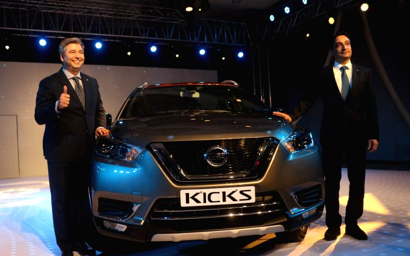 Nissan launches 'Kicks'