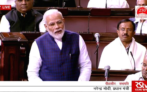 With praise for NCP in RS
