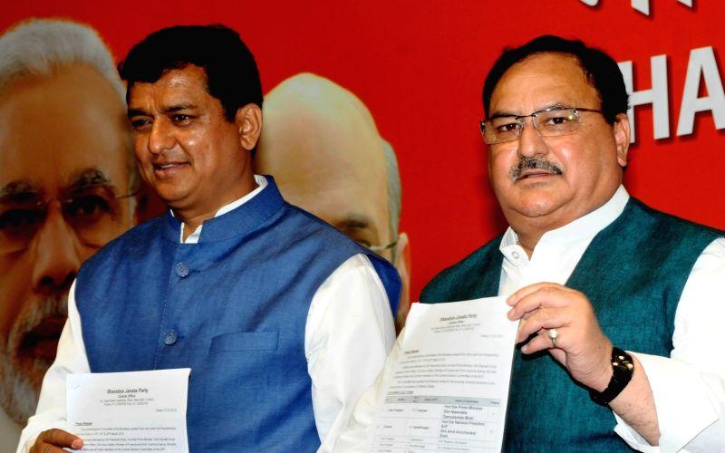 Modi sticks to Varanasi, Shah to contest Gandhinagar