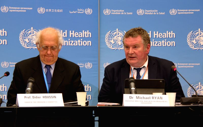 World won't finish with Covid-19 by end-2021: WHO