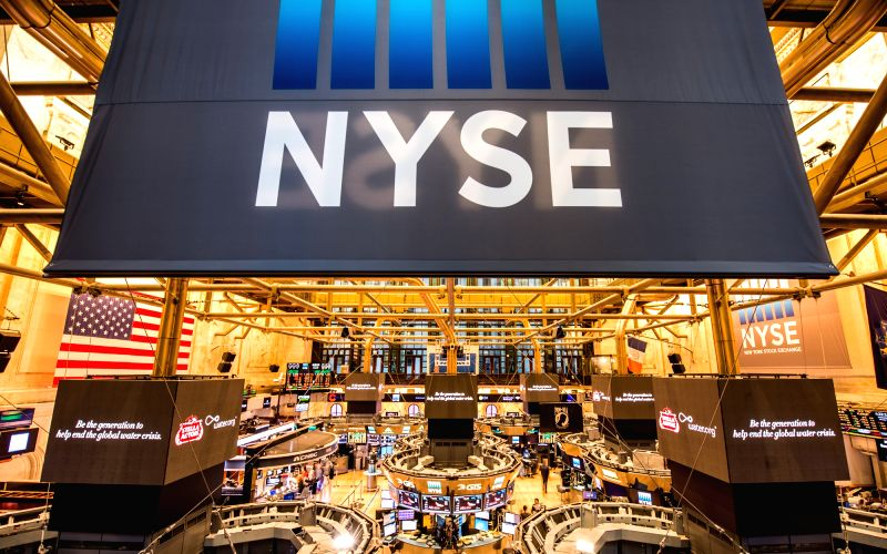Nasdaq closes above 11k for first time as tech-related stocks rally