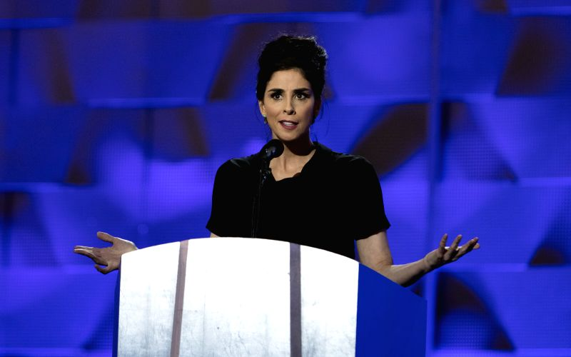 Sarah Silverman done with using gay slurs
