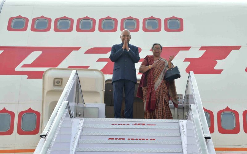 President departs for Vietnam, Australia