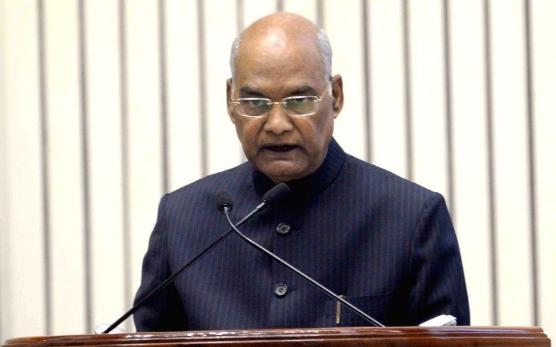 President extends Holi greetings