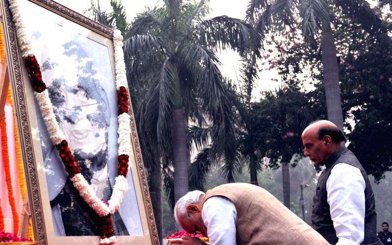 Modi pays tribute to Vall