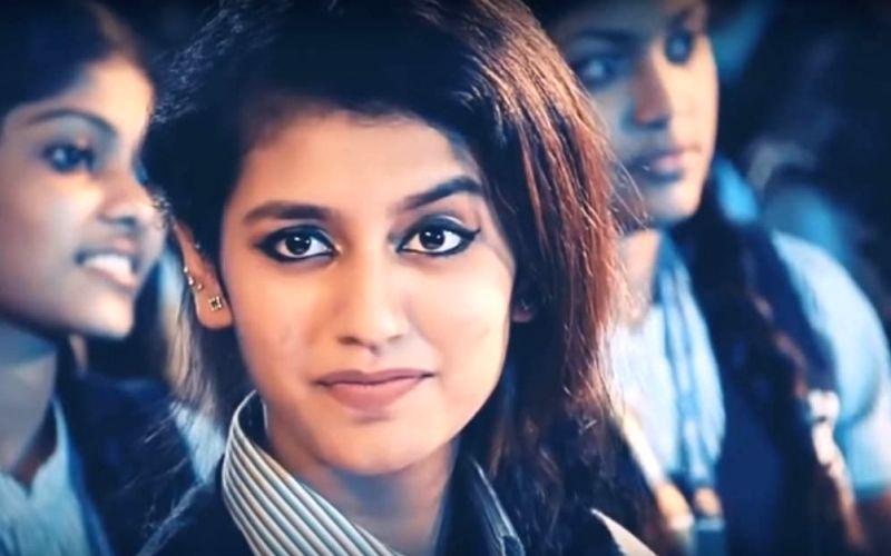 Wink girl Priya Varrier t