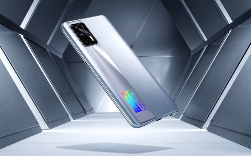 realme 1st Android brand