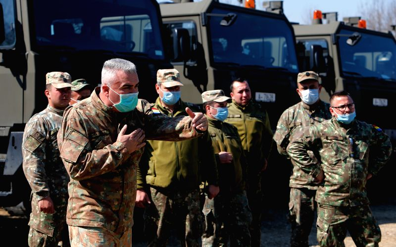 28 immigrants nabbed in Romania for illegal border crossing