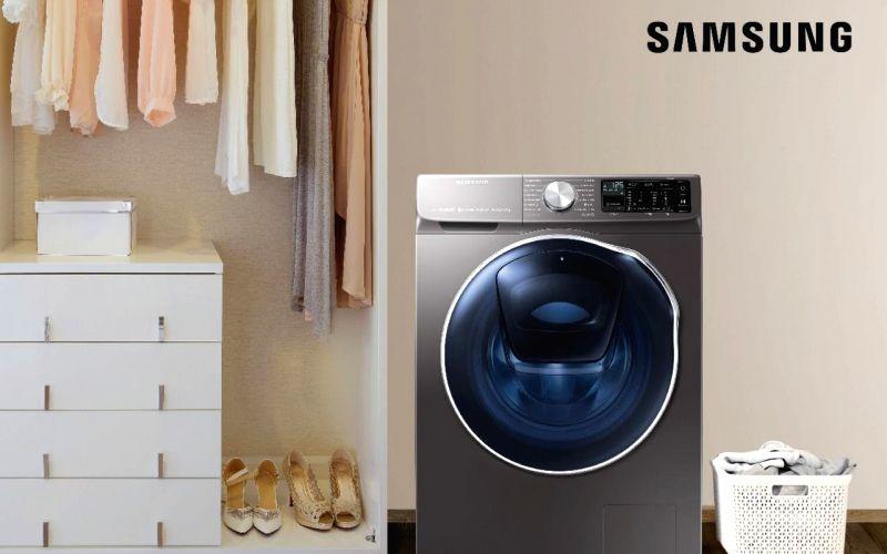 Samsung's AI-driven washi