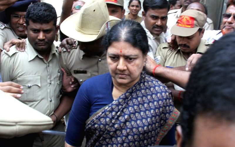 After Sasikala, her cellmate also tests Covid positive