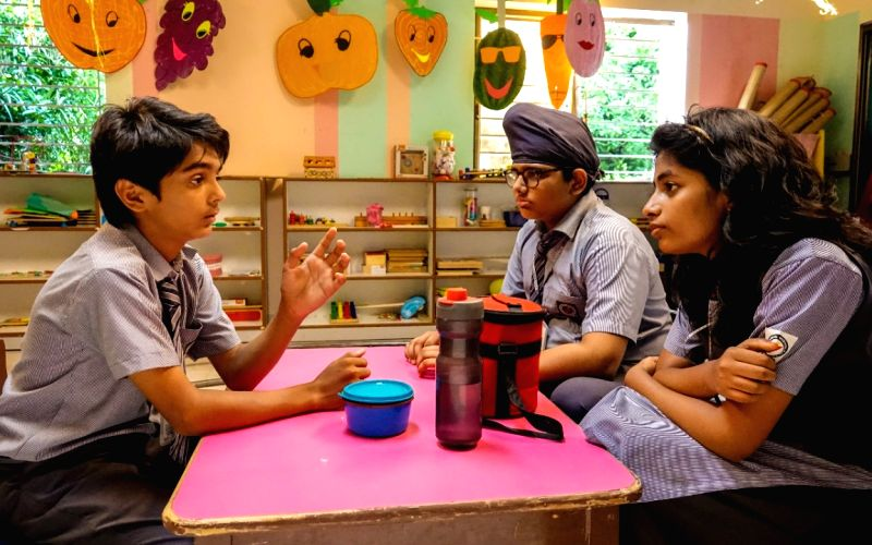 With four kids in Tamil movie, director cans shots after 20 rehearsals