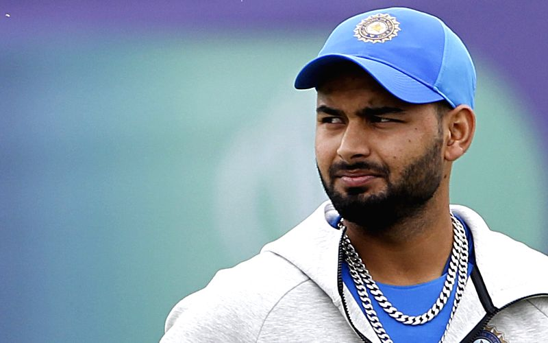 ICC approves Rishabh Pant as replacement for Dhawan