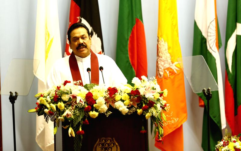Government to blame for Easter carnage: Rajapaksa