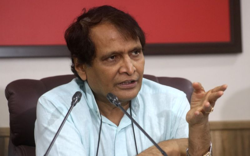 Yoga can save government, families' healthcare costs: Suresh Prabhu
