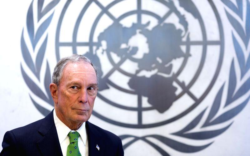 Bloomberg surges in polls winning place in Democratic debate