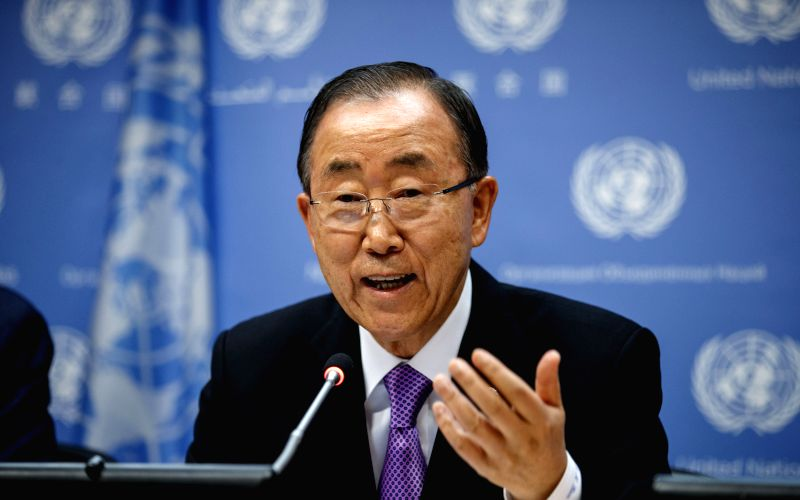 US healthcare system is morally wrong: Ex-UN chief
