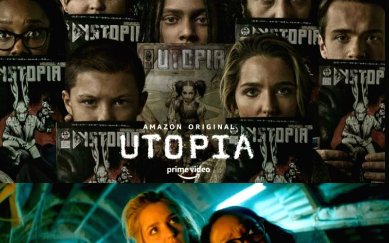 Utopia Review: Gruesome p