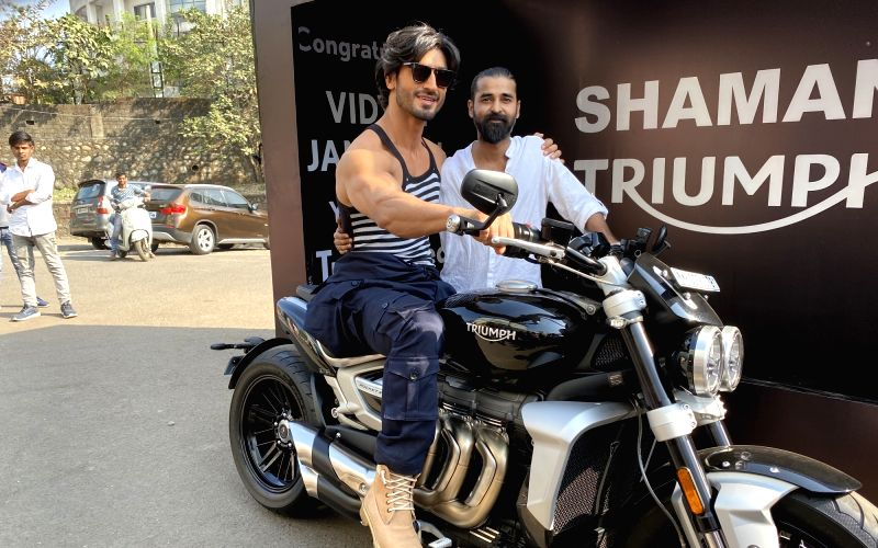 Vidyut Jammwal gets a new 'beast'