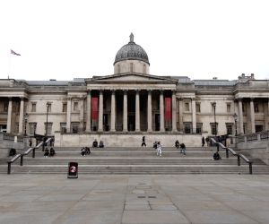 London's National Gallery reopens after over 100-day closure