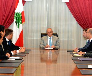 Berri elected Lebanese Speaker for 6th time