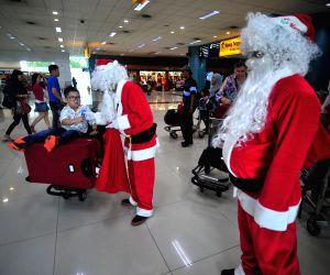 INDONESIA BANTEN CHRISTMAS AIRPORT