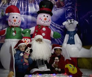 MEXICO MEXICO CITY SOCIETY CHRISTMAS